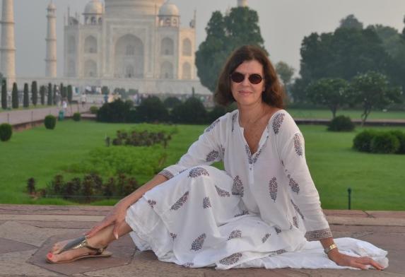Viaje India Tini